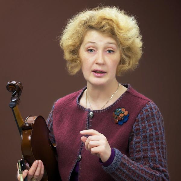 Olga Zolotareva