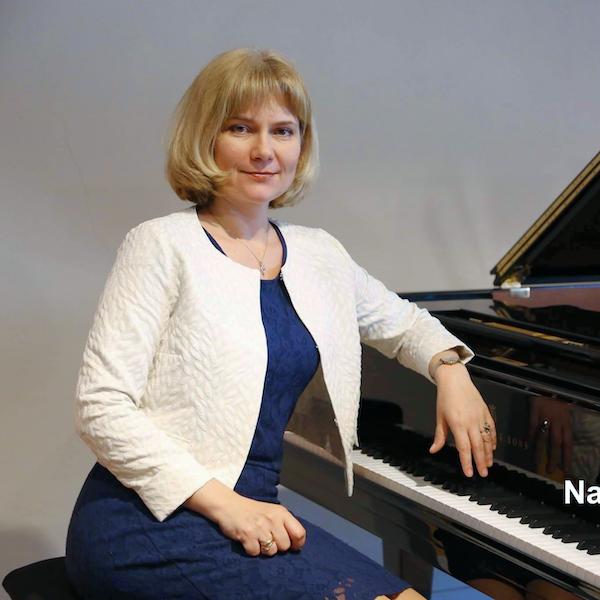 Nataliya Chepurenko